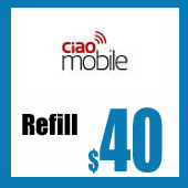 Ciao Mobile RTR $40